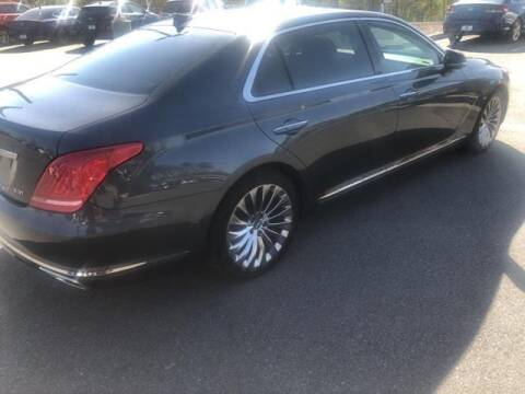 2019 Genesis G90 for sale at CU Carfinders in Norcross GA