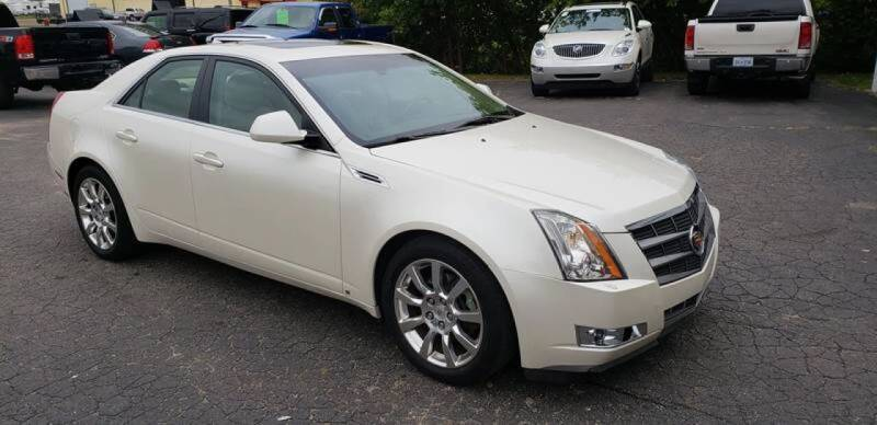 2009 Cadillac CTS for sale at Van Kalker Motors in Grand Rapids MI