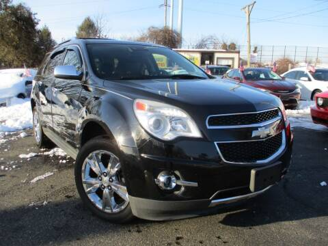 2015 Chevrolet Equinox for sale at Unlimited Auto Sales Inc. in Mount Sinai NY