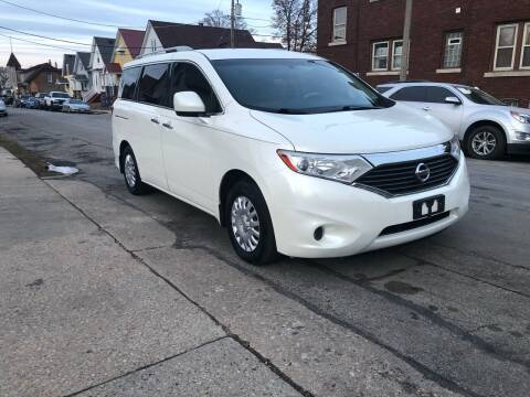 2011 Nissan Quest for sale at Trans Auto in Milwaukee WI
