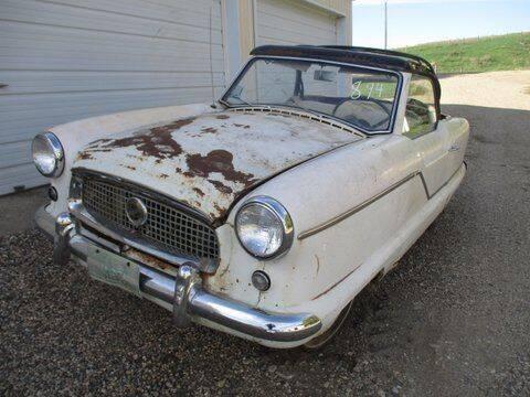 1969 Nash Metropolitan for sale at Classic Car Deals in Cadillac MI
