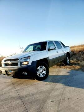 2003 Chevrolet Avalanche for sale at Born Again Auto's in Sioux Falls SD