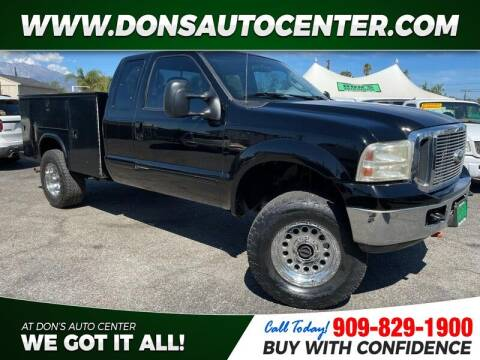 2004 Ford F-350 Super Duty for sale at Dons Auto Center in Fontana CA