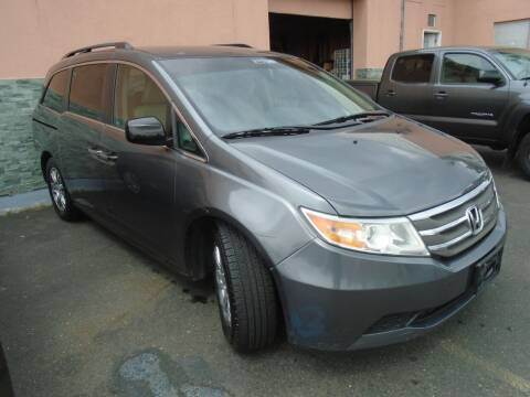 2011 Honda Odyssey for sale at Broadway Auto Services in New Britain CT