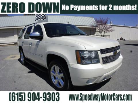 2011 Chevrolet Tahoe for sale at Speedway Motors in Murfreesboro TN