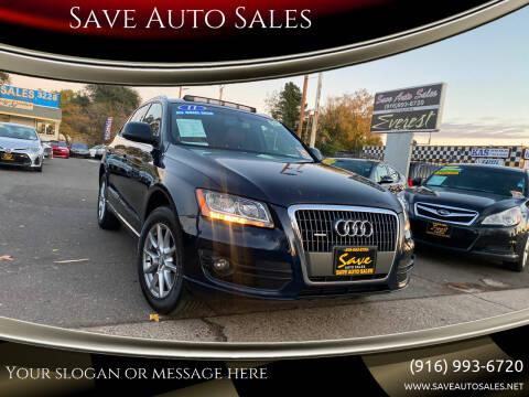 2011 Audi Q5 for sale at Save Auto Sales in Sacramento CA