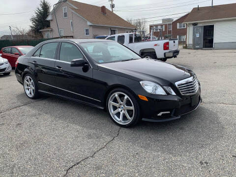 2011 Mercedes-Benz E-Class for sale at Dambra Auto Sales in Providence RI