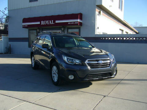 2019 Subaru Outback for sale at Royal Auto Inc in Murray UT