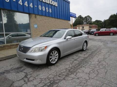 2009 Lexus LS 460 for sale at 1st Choice Autos in Smyrna GA