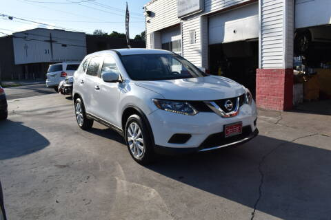 2016 Nissan Rogue for sale at New Park Avenue Auto Inc in Hartford CT