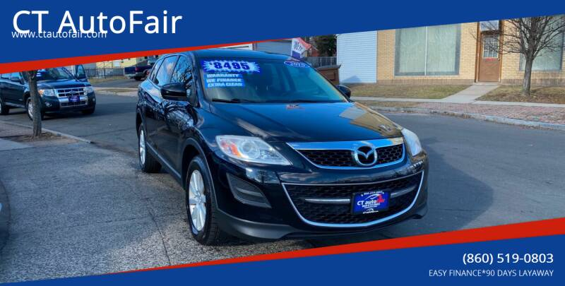 2010 Mazda CX-9 for sale at CT AutoFair in West Hartford CT