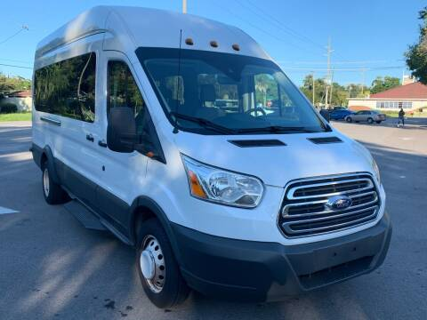 2017 Ford Transit Passenger for sale at Consumer Auto Credit in Tampa FL