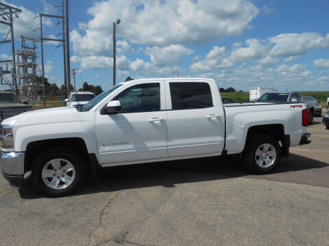 2018 Chevrolet Silverado 1500 for sale at Salmon Automotive Inc. in Tracy MN