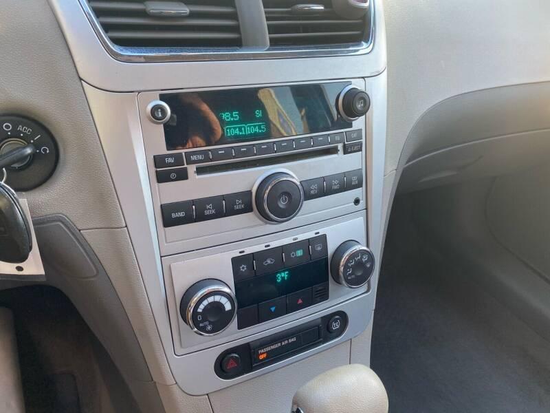 2008 Chevrolet Malibu Hybrid 4dr Sedan - Lawrence MA