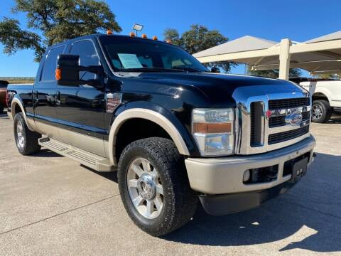 2009 Ford F-250 Super Duty for sale at Thornhill Motor Company in Hudson Oaks, TX