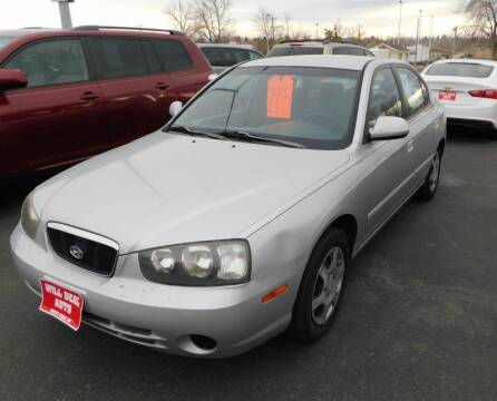 2003 Hyundai Elantra for sale at Will Deal Auto & Rv Sales in Great Falls MT