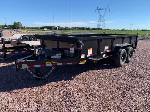 2022 Big Tex 14LP-16 Dump Box #0657 for sale at Prairie Wind Trailers, LLC in Harrisburg SD