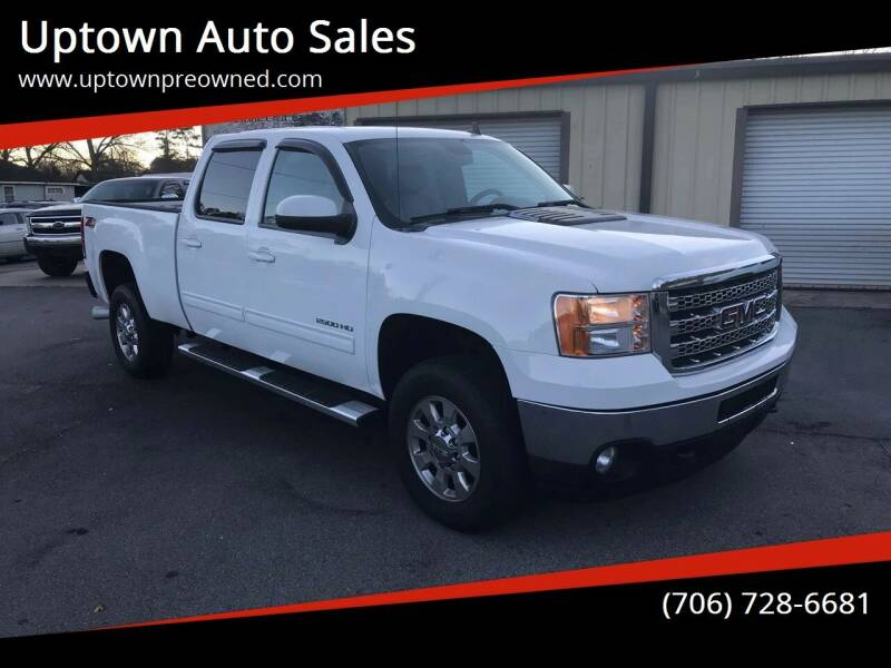 2012 GMC Sierra 2500HD for sale at Uptown Auto Sales in Rome GA