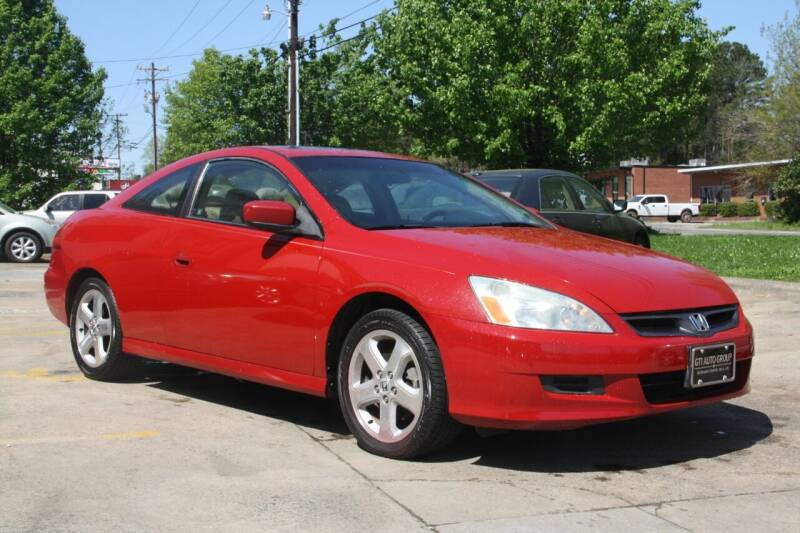 2006 Honda Accord for sale at GTI Auto Exchange in Durham NC
