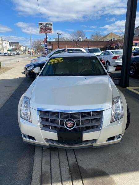 2008 Cadillac CTS for sale at Olsi Auto Sales in Worcester MA