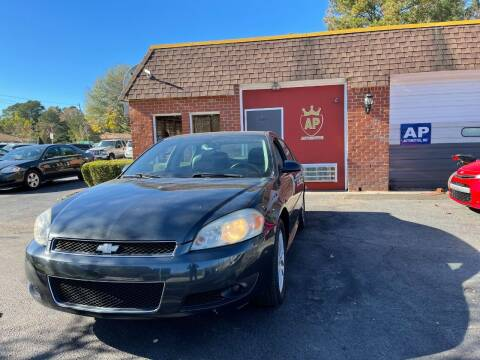 2013 Chevrolet Impala for sale at AP Automotive in Cary NC