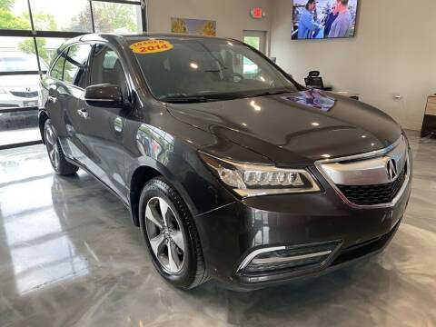 2014 Acura MDX for sale at Crossroads Car & Truck in Milford OH