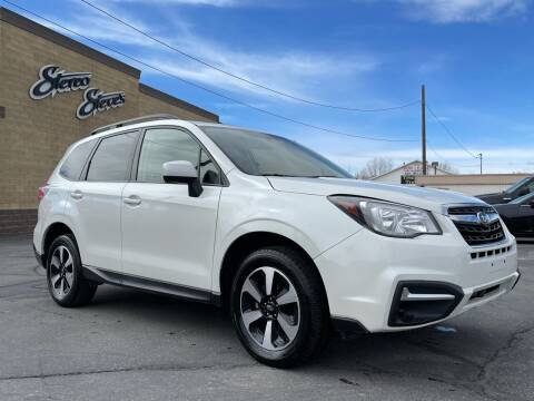 2018 Subaru Forester for sale at Ultimate Auto Sales Of Orem in Orem UT