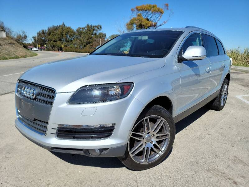 2009 Audi Q7 for sale at L.A. Vice Motors in San Pedro CA