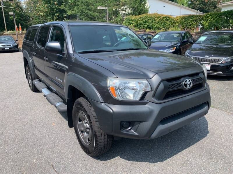 2013 Toyota Tacoma for sale at Direct Auto Access in Germantown MD