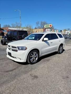 2012 Dodge Durango for sale at Deals R Us Auto Sales Inc in Landsdowne PA