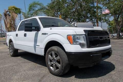 2014 Ford F-150 for sale at GQC AUTO SALES in San Bernardino CA