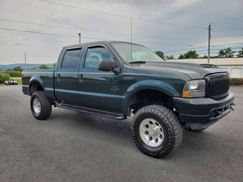 2003 Ford F-250 Super Duty for sale at SOUTH MOUNTAIN AUTO SALES in Shippensburg PA