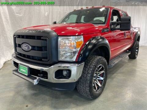 2012 Ford F-350 Super Duty for sale at Green Light Auto Sales LLC in Bethany CT