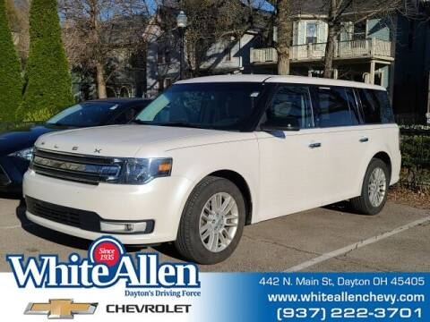 2016 Ford Flex for sale at WHITE-ALLEN CHEVROLET in Dayton OH