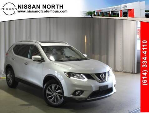2015 Nissan Rogue for sale at Auto Center of Columbus in Columbus OH