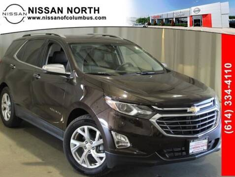 2020 Chevrolet Equinox for sale at Auto Center of Columbus in Columbus OH