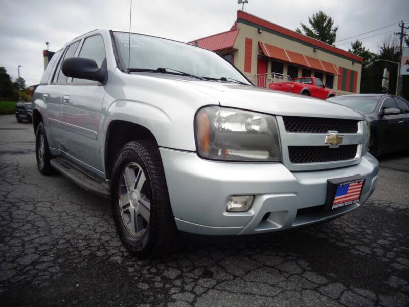 2007 Chevrolet TrailBlazer for sale at Quickway Exotic Auto in Bloomingburg NY