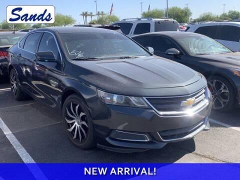 2014 Chevrolet Impala for sale at Sands Chevrolet in Surprise AZ