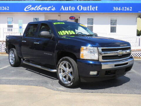 2010 Chevrolet Silverado 1500 for sale at Colbert's Auto Outlet in Hickory NC