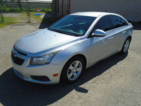 2014 Chevrolet Cruze for sale at H & R AUTO SALES in Conway AR