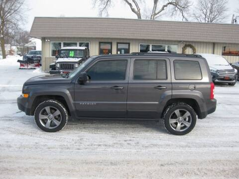 2015 Jeep Patriot for sale at Greens Motor Company in Forreston IL
