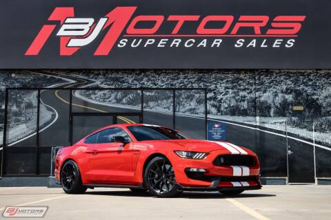2016 Ford Mustang for sale at BJ Motors in Tomball TX