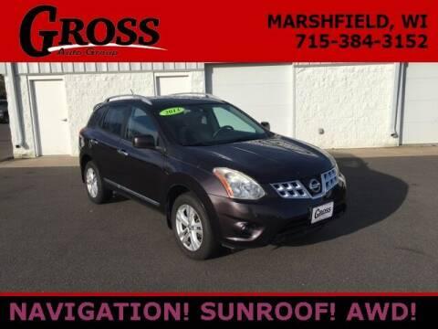 2013 Nissan Rogue for sale at Gross Motors of Marshfield in Marshfield WI