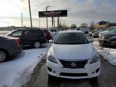 2014 Nissan Altima for sale at Washington Auto Group in Waukegan IL