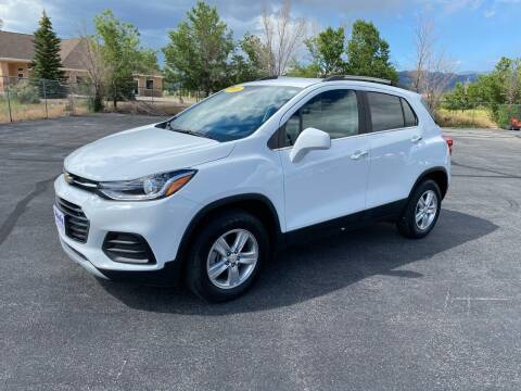 2018 Chevrolet Trax for sale at Salida Auto Sales in Salida CO