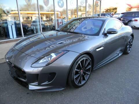 2017 Jaguar F-TYPE for sale at Platinum Motorcars in Warrenton VA