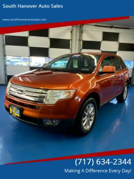 2007 Ford Edge for sale at South Hanover Auto Sales in Hanover PA