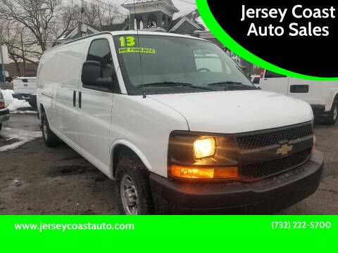 2013 Chevrolet Express Cargo for sale at Jersey Coast Auto Sales in Long Branch NJ
