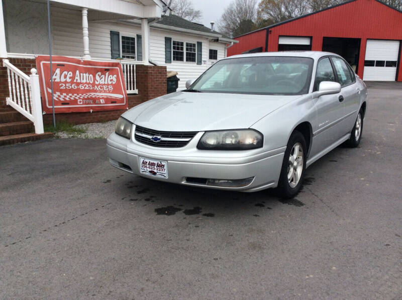 2004 Chevrolet Impala for sale at Ace Auto Sales - $1200 DOWN PAYMENTS in Fyffe AL