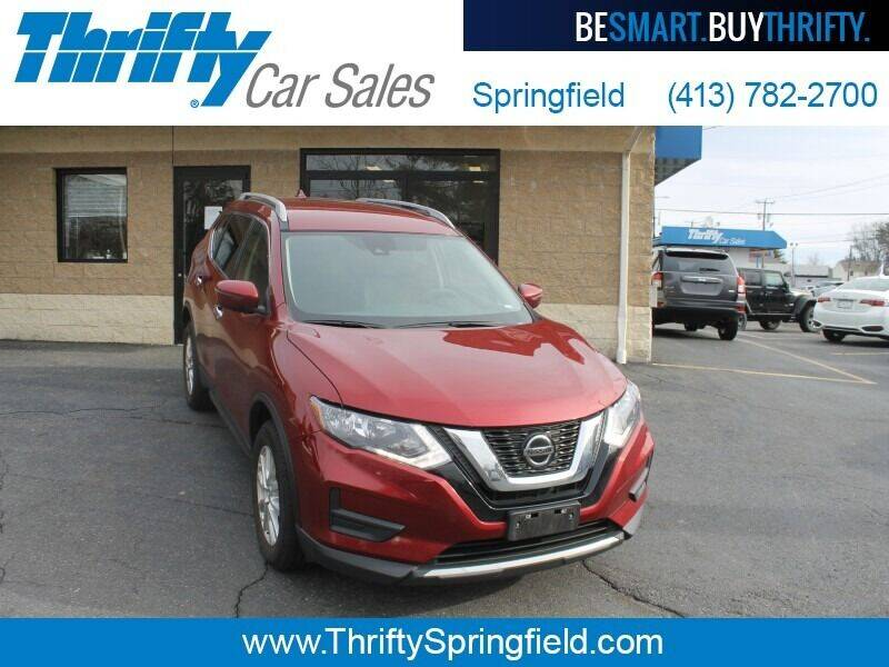 2019 Nissan Rogue for sale at Thrifty Car Sales Springfield in Springfield MA